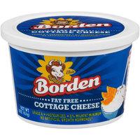 Borden® Fat Free Cottage Cheese 16 oz. Tub