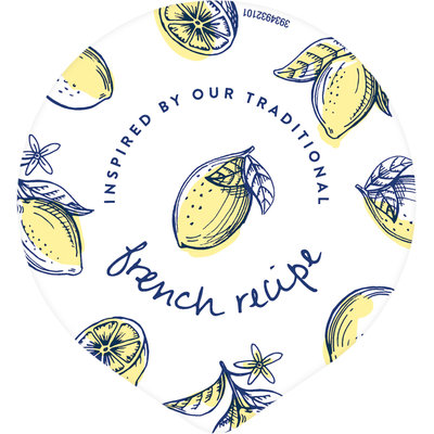 Oui™ by Yoplait® Lemon French Style Yogurt 5 oz. Jar