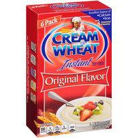 Cream of Wheat® Instant Original Flavor Hot Cereal 6-1 oz. Bag