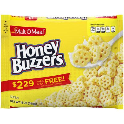 Malt-O-Meal® Honey Buzzers® Cereal 13 oz. Bag