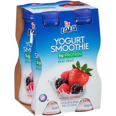 LALA® Mixed Berry Yogurt Smoothie