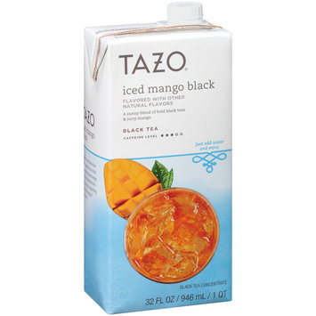 Tazo Iced Mango Black Tea