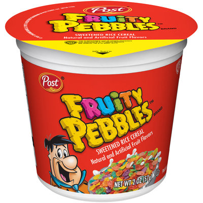 Post® Fruity Pebbles™ Cereal 2 oz. Bowl