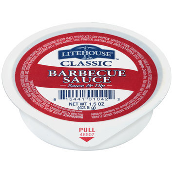 Litehouse™ Classic Barbecue Sauce & Dip 1.5 oz. Cup
