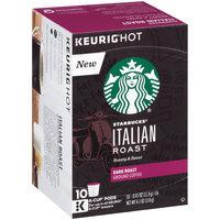 Starbucks® Italian Dark Roast Ground Coffee 10-0.41 oz. K-Cups
