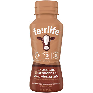 Fairlife® 2% Reduced Fat Ultra-Filtered Chocolate Milk