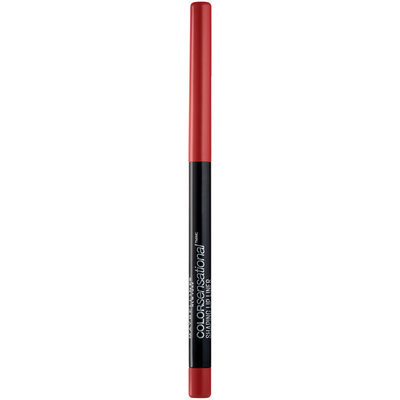 Maybelline® New York Color Sensational Shaping Lip Liner 150 Brick Red 0.01 oz. Carded Pack