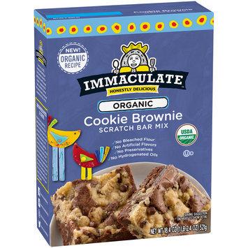 Immaculate™ Organic Cookie Brownie Scratch Bar Mix 18.4 oz. Box