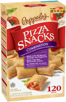 Pappalo's™ Combination Pizza Snacks 59.2 oz. Box