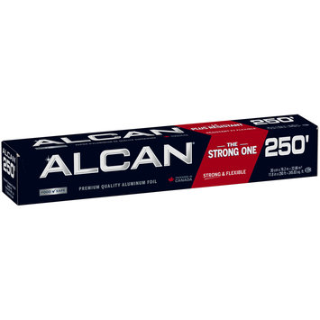 Alcan® The Strong One Aluminum Foil 250 sq. ft. Box