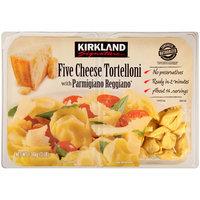 Kirkland Signature™ Five Cheese Tortelloni with Parmigiano Reggiano® 1.36 kg Plastic Container
