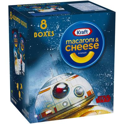 Kraft Star Wars™ Macaroni & Cheese Dinner 8-5.5 oz. Boxes