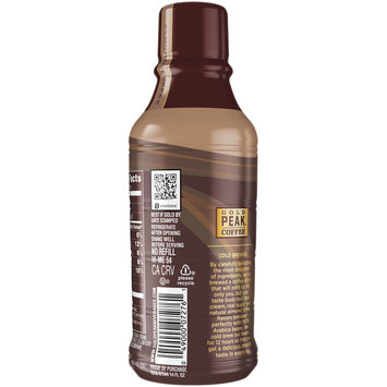 Gold Peak™ Almond Toffee Coffee Drink 14 fl. oz. Bottle