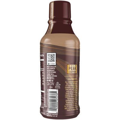 Gold Peak™ Almond Toffee Coffee Drink 14 fl. oz. Bottle