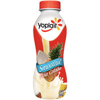 Yoplait® Pina Colada Smoothie Yogurt