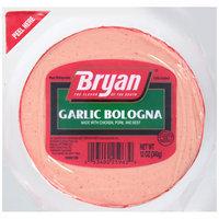 Bryan® Garlic Bologna 12 oz. Pack