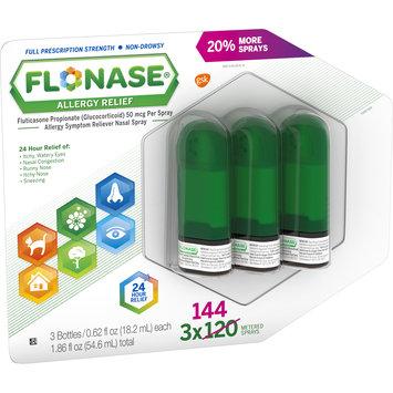 Flonase® Nasal Spray Allergy Relief 3-144 ct. Bottles