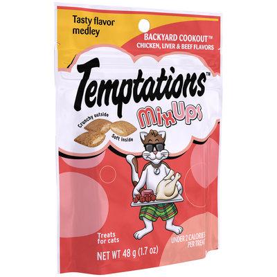 Temptations® MixUps Backyard Cookout™ Cat Treats 1.7 oz. Pouch