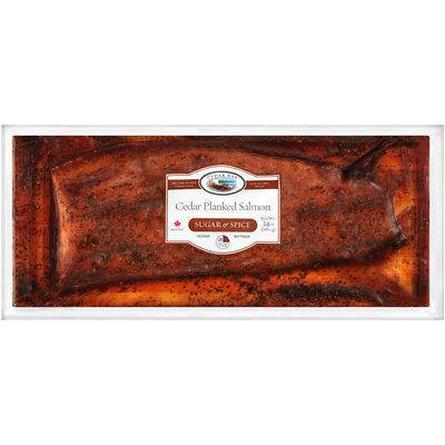 Cedar Bay™ Cedar Planked Sugar & Spice Salmon 24 oz. Pack