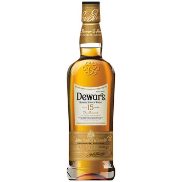 Dewar's® 15 Special Reserve Blend Blended Scotch Whisky 750 mL Bottle