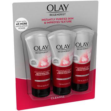 Olay Regenerist Regenerating Cream Cleanser 3-5 fl. oz. Tubes