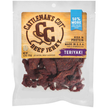 Cattleman's Cut® Teriyaki Beef Jerky