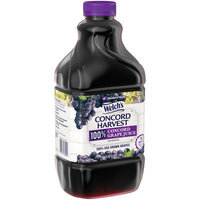 Welch's® 100% Concord Harvest™ Concord Grape Juice