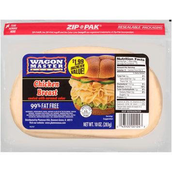 Wagon Master Brand Chicken Breast 10 oz. ZIP-PAK®