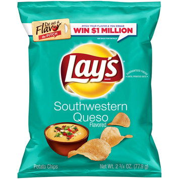 LAY'S® Southwestern Queso Flavored Potato Chips