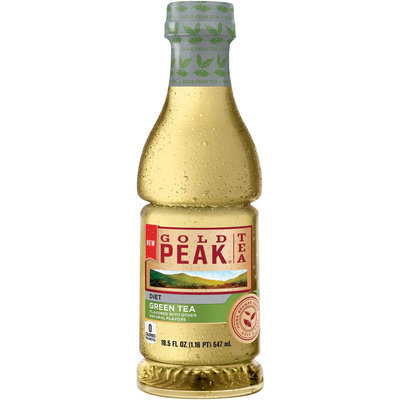 Gold Peak® Diet Green Tea Iced Tea 18.5 fl. oz. Plastic Bottle