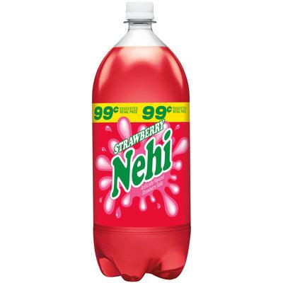 Nehi Strawberry Soda, 2 L Bottle