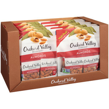 Orchard Valley Harvest® Whole Natural Almonds 8 oz.