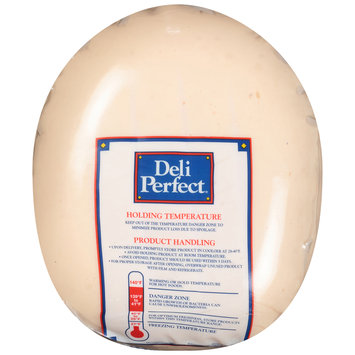 Deli Perfect® Oven Prepared Turkey Breast with Broth Package