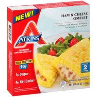 Atkins™ Ham & Cheese Omelet 8.6 oz. Box