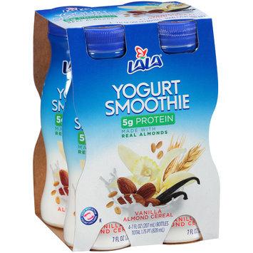 LALA® Vanilla Almond Cereal Yogurt Smoothie