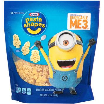 Kraft Despicable Me 3™ Pasta Shapes 12 oz. Pouch