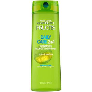 Garnier® Fructis® Daily Care 2-in-1 Shampoo & Conditioner 12.5 fl. oz. Bottle