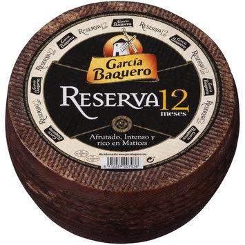 Garcia BaQuero Reserva 12 Meses Cheese Block