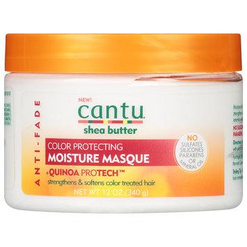 Cantu® Shea Butter Anti-Fade Color Protecting Moisture Masque + Quinoa ProTech™ 12 oz. Tub