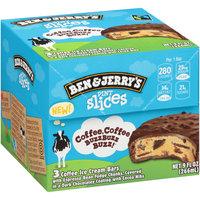 Ben & Jerry's® Pint Slices Coffee, Coffee Buzz Buzz Buzz Ice Cream Bars