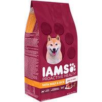 Iams™ Proactive Health™ Beef & Rice Adult Dog Food 6 lb. Bag
