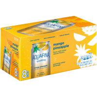 Aquafina® Sparkling Mango Pineapple Water 8-12 fl. oz. Cans