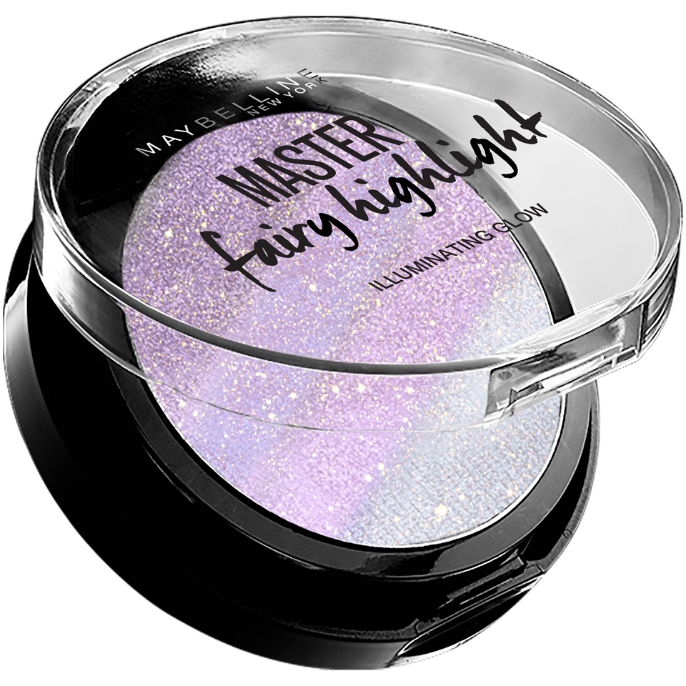 Maybelline New York Face Studio Master Fairy Highlight™ Powder 200 Illuminating Glow 0.25 oz. Plastic Compact
