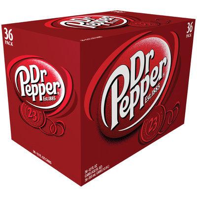 Dr Pepper, 12 Fl Oz Cans, 36 Pack