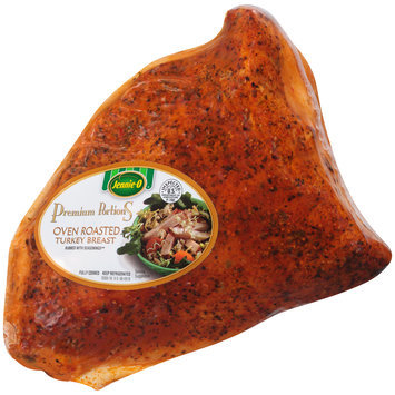 Jennie-O® Premium Portions Oven Roasted Turkey Breast Pack