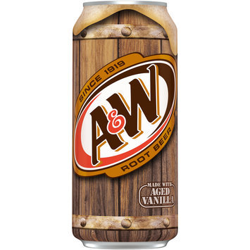 A&W® Root Beer 16 fl. oz. Can