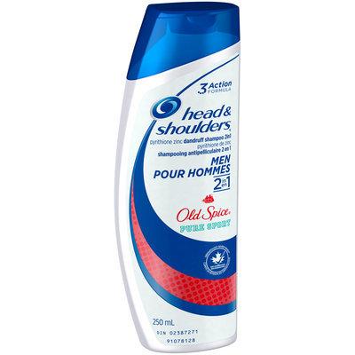 Old Spice Head & Shoulders Old Spice Pure Sport 2-in-1 Anti-Dandruff Shampoo + Conditioner 250mL