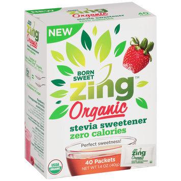 Born Sweet Zing™ Organic Stevia Sweetener 1.4 oz. Box