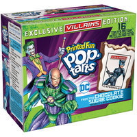 Kellogg's® Printed Fun® Pop Tarts® Frosted Chocolate Sugar Cookie Toaster Pastries 16 ct Box