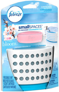 Small Spaces Febreze SmallSpaces First Bloom Starter Kit Air Freshener (1 Count, 5.5 ml)